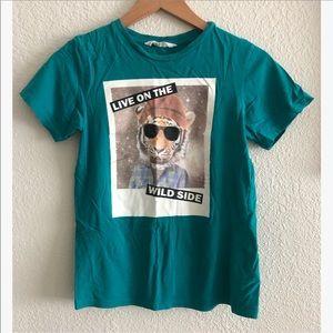 H&M boys t-shirt sz: 10/12